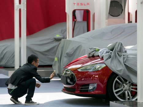 Tesla's next car will be a lot cheaper than expected | Post-Sapiens, les êtres technologiques | Scoop.it
