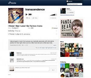 Partagez vos playlists avec 8tracks | Facebook | Locita | Time to Learn | Scoop.it