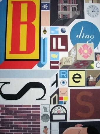 Deconstructed—Chris Ware's Innovation | Digital Archeology | Scoop.it