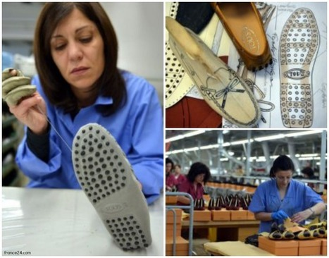 Tod's shoes turns from Italy to beat crisis | Le Marche & Fashion | Scoop.it