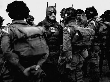 Super Hero | All Geeks | Scoop.it