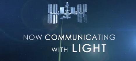 NASA's Using Space Laser to Download Video From Orbit at Gigabit Speeds | Vloasis sci-tech | Scoop.it