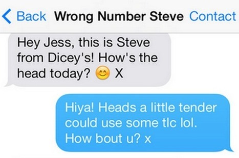 How Paddy Power turned wrong number text into hilarious prank that won the internet | Digital Creatives | Scoop.it