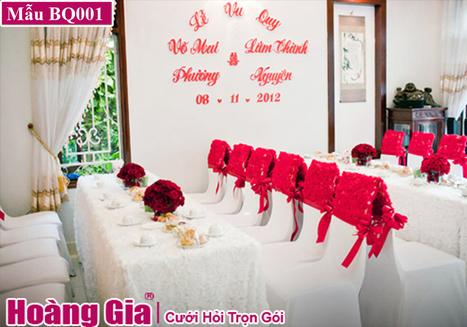 Cho thuê bàn ghế cao cấp cho đám cưới, hội nghị, sự kiện tại Hà Nội | zippo nhật | Scoop.it