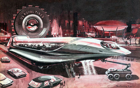 Retro Future | vulbus incognita StarBase (VISB) | Scoop.it