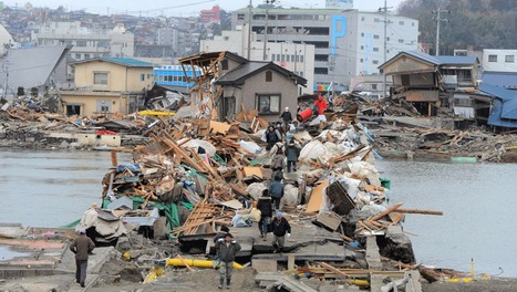 Japan quake: Images of then and now | Photojournalism - Articles and videos | Scoop.it