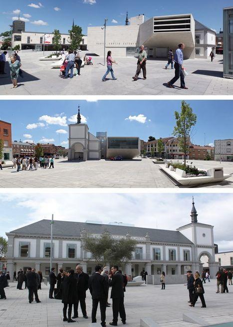 POSI+TIVE MAGAZINE > Architecture > New Cultural Center | Urbanism 3.0 | Scoop.it
