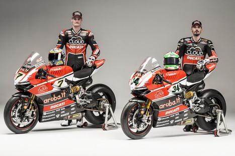 Aruba.it Racing - Ducati Superbike Team Unveiled   Ductalk Ducati News   Scoop.it
