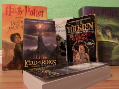 7 Reasons Why 'Harry Potter' & Lord of the Rings Should Be Required Reading | Google Lit Trips: Reading About Reading | Scoop.it