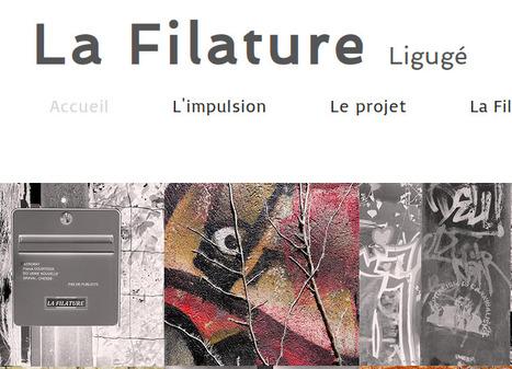La Filature Ligugé   NUMERIQUE EN REGION   Scoop.it