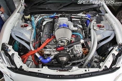 The most extreme GT86 yet? RS-R's V8 drift car   Auto , mécaniques et sport automobiles   Scoop.it