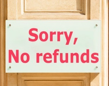 Legal matters - Your business cannot say 'No refund!' | Transforming small business | Scoop.it