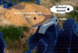 African dust changes India's rainfall: Dust can affect planet's climate, research shows | Geography 200 | Scoop.it