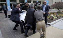 Turkish journalists in clashes with bodyguards during Erdoğan's US visit   Europa e Asia Centrale News   Scoop.it
