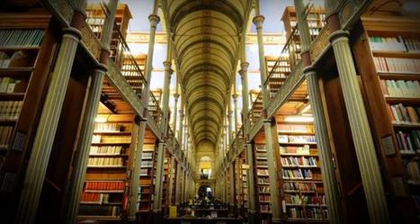 Plongée en 3D au cœur des plus belles bibliothèques | POURQUOI PAS... EN FRANÇAIS ? | Scoop.it