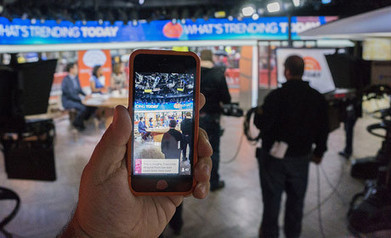 How livestreaming apps fit in the newsroom | Multimedia Journalism | Scoop.it