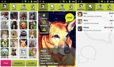Doggy Talk, una red social móvil creada por y para amantes de los perros | EUDOG | Scoop.it