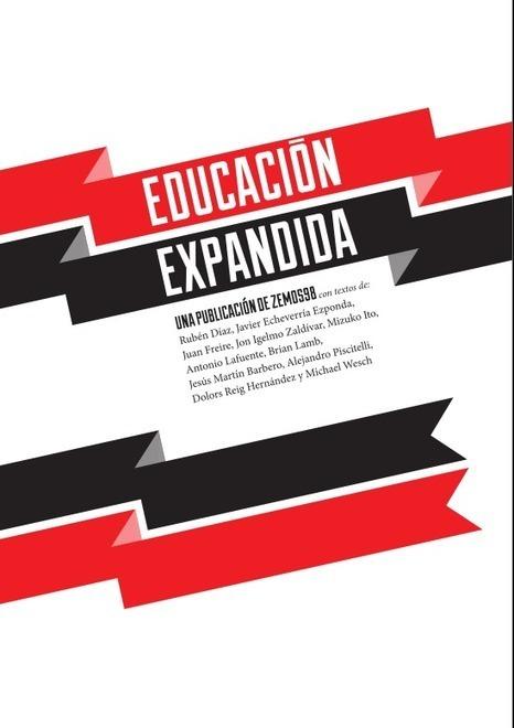 Libro - | Educación Expandida | LabTIC - Tecnología y Educación | Scoop.it