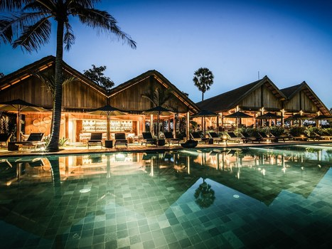Phum Baitang Resort : Le complexe hôtelier le plus luxueux du Cambodge   Les plus beaux spas du monde   Scoop.it