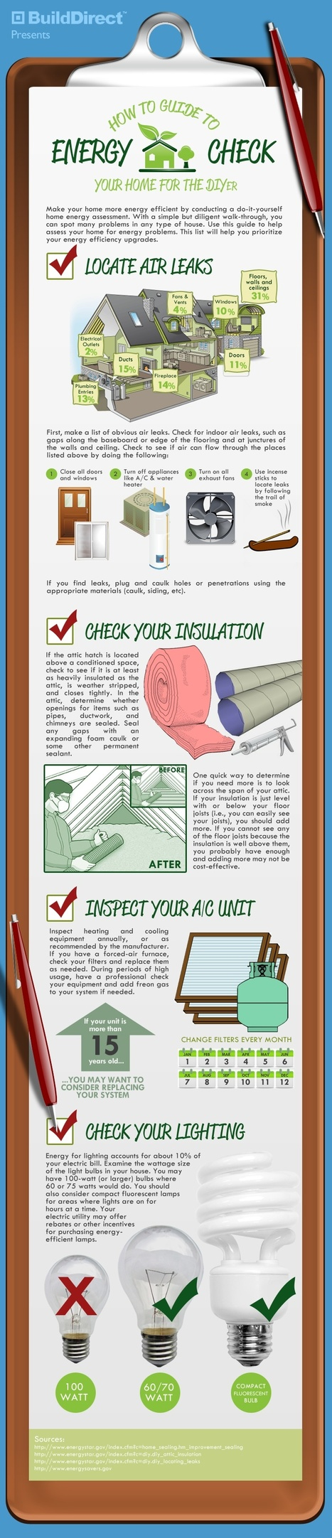 Baton Rouge Energy Efficiency DIY Home Energy Checklist | Air Circulation and Ceiling Fans | Scoop.it