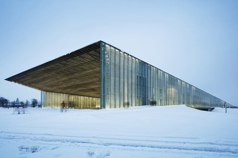 "DGT's Estonian National Museum ""takes off"" from a runway 