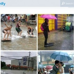 It's still more fun in flooded Philippines | filipino sense of humor in times of tragedy 2013 | Scoop.it