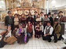 Mall: No carousel rides for steampunks | Get Your Geek On | Scoop.it