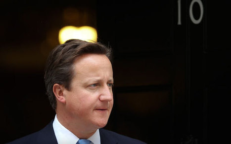 David Cameron given a lecture on 'debt' and 'deficit' by top statistics official - Telegraph | AS Fiscal Policy | Scoop.it