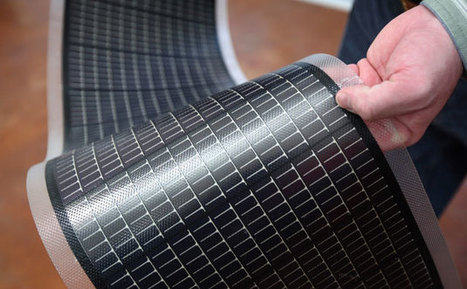 Soon, solar sheets that turn 95 pc of sunlight into electricity | TopNews | MishMash | Scoop.it