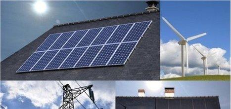 Technologie : Le Smart grid, réseau moderne de distribution d'électricité   Developpement Durable   GreenPeople   Scoop.it