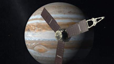 7 sur 7 | Les chercheurs de l'ULg soulagés après la mise en orbite de Juno | L'actualité de l'Université de Liège (ULg) | Scoop.it