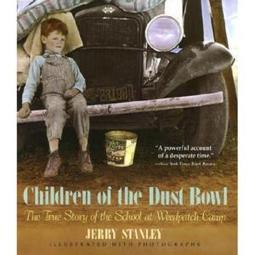Great Common Core Nonfiction: Children of the Dust Bowl | Book Club | Scoop.it