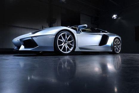 LAMBORGHINI AVENTADOR LP 700-4 ROADSTER ~ Grease n Gasoline | CARS | Scoop.it