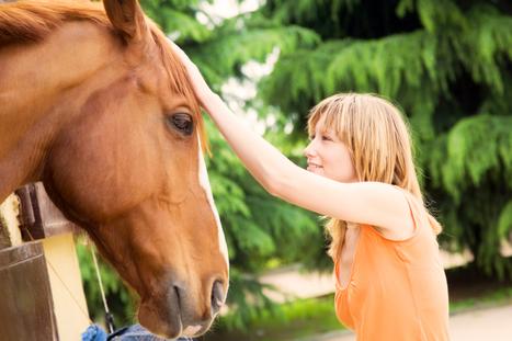À la découverte de la thérapie assistée par le cheval | Retour à l'Innocence blog de développement personnel | Scoop.it