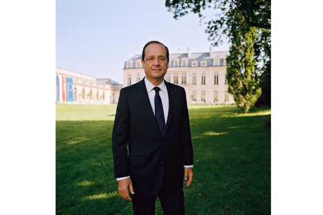 Des portraitistes jugent la photo officielle de Hollande | Ca m'interpelle... | Scoop.it