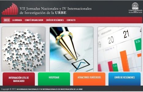 VII Jornadas Nacionales y IV Internacionales de Investigación de  la URBE | RedDOLAC | Scoop.it