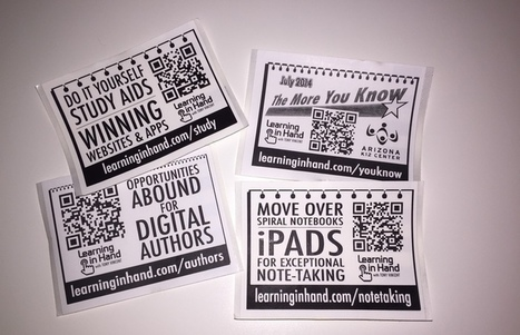 What's Up with QR Codes: Best Tools & Some Clever Ideas | K-12 Mobile Learning | Scoop.it