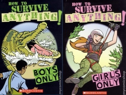 Gendered Survival Guides for Kids | Geography Education | Scoop.it