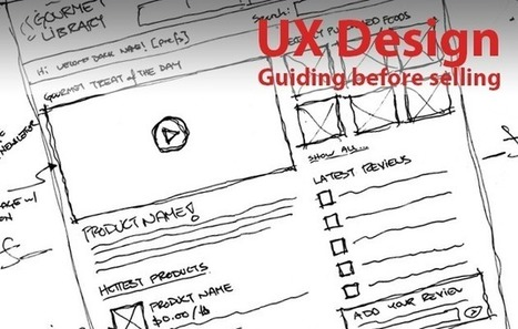 UX Design: guiding before selling | ux | Scoop.it