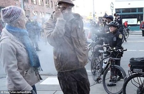 Black teacher pepper sprayed in Seattle on Martin Luther King Day | The Web | Scoop.it