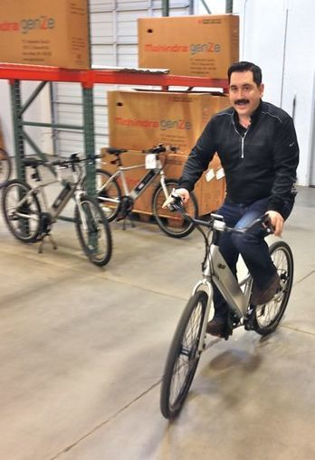 Power(ed bikes) assist the people | Internet of Things - Technology focus | Scoop.it