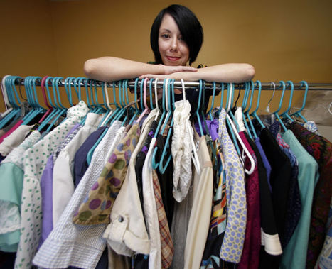 South Carolina woman makes clothes from castoffs - Post-Bulletin | Fashion | Scoop.it