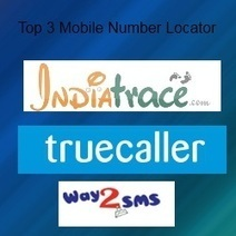 Top 3 Killer Sites to Trace Mobile Number Location Free and Quick | aTechGuide.com | Scoop.it