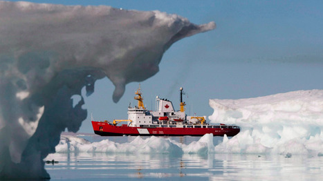 As Arctic warms, world powers jostling for foothold | CTV News | In Deep Water | Scoop.it