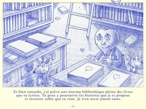La Sauterelle Tactile: Bleu de Toi (CotCotCot-Apps) : Toujours aussi Magique | Must Read articles: Apps and eBooks for kids | Scoop.it