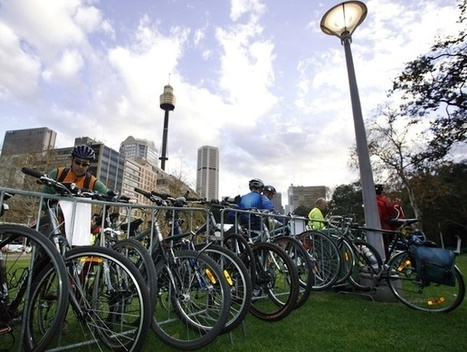 America's Most Bikeable Neighborhoods | Healthy Homes Chicago Initiative | Scoop.it