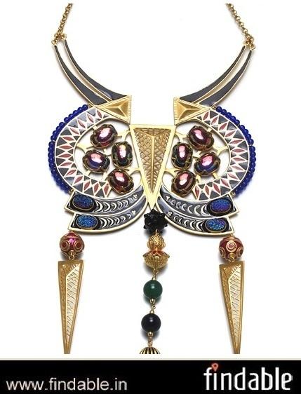 Buy CELESTE Necklace-L | Fashion Accessories | Scoop.it