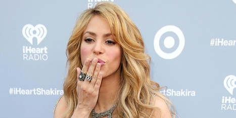 How Shakira's Facebook Followers 'Humbled' The Singer | Xposed | Scoop.it