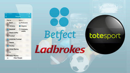 Betfect & Ladbrokes launch social betting network | Niche Social Networks | Scoop.it