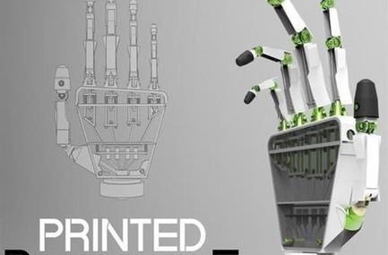 Impression 3D : une prothèse de main plus VRAIE que nature - Culture Maker   Machines Pensantes   Scoop.it